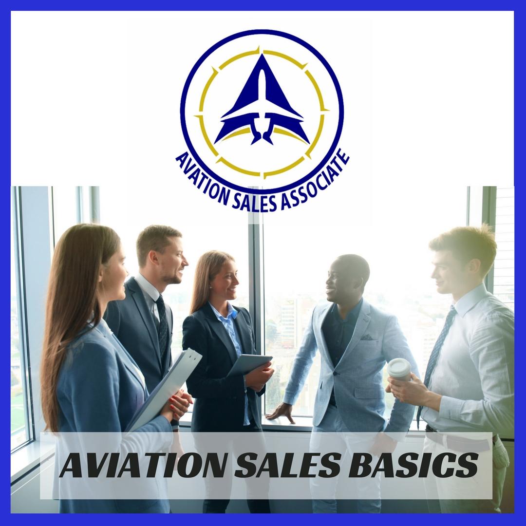 Aviation Sales Basics Course