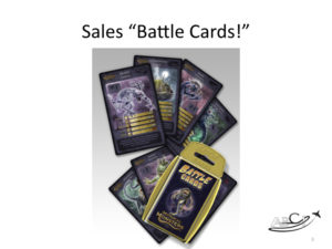 Aviation Sales Enablement Tools AKA Battle Cards